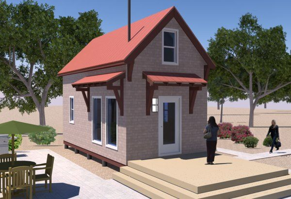 Homesteader's Cabin 1