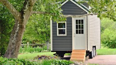 eco-friendly tiny house