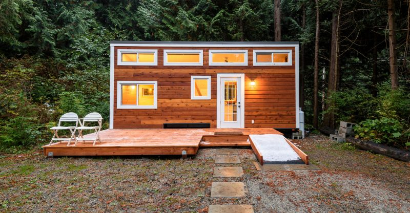 tiny house storage