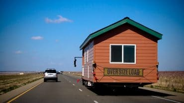 tiny house travel