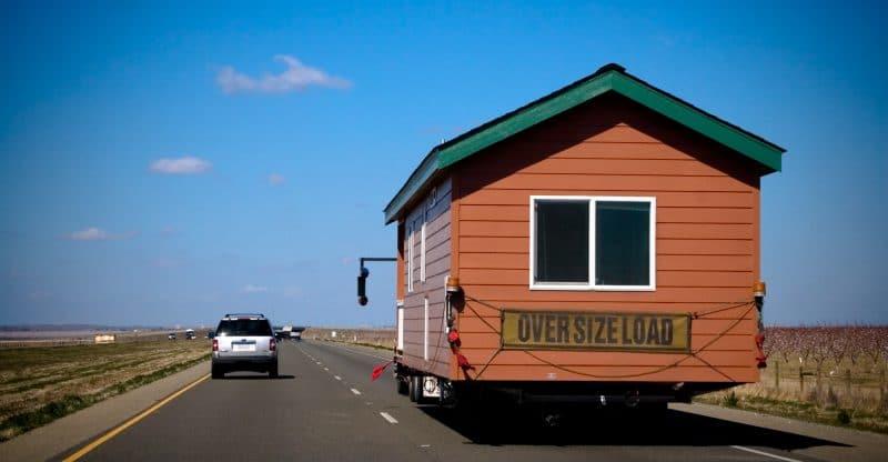 tiny house travel