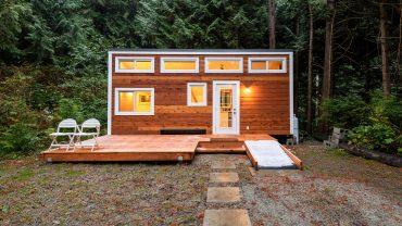 buy a tiny house