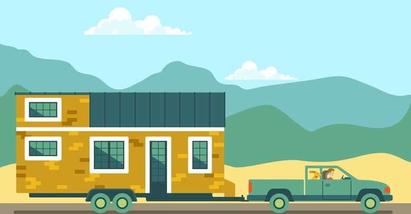 What to Know About Towing a Tiny Home 8